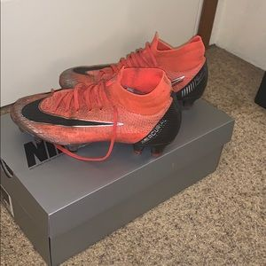 Nike Mercurial CR7 Superfly Soccer Cleats